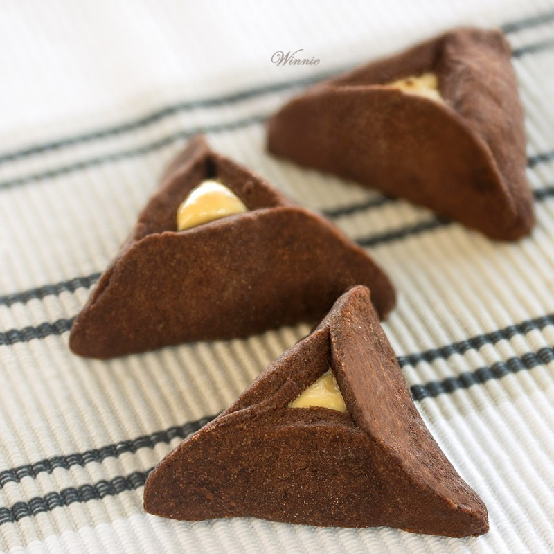 Chocolate Hamentashen