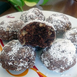 Special Chocolate-chips Cookies for Passover