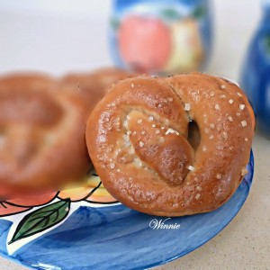 Soft and Easy Pretzels