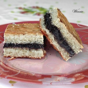 Poppy-Seed Shortbread Bars