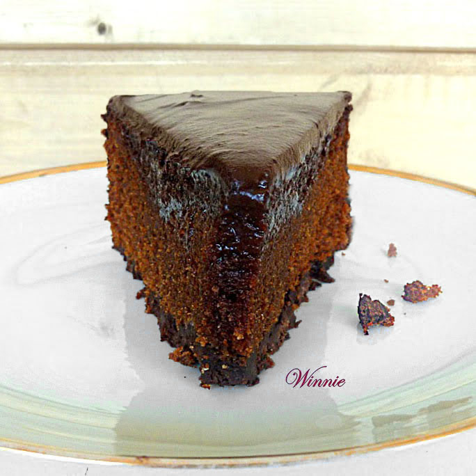 Honey Chocolate Cake