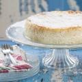 עוגת גבינה עם ריקוטה