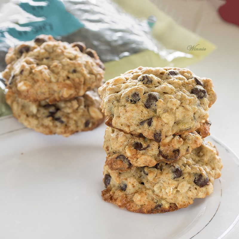 Chocolate-Chip Cookies Banana Oats