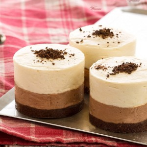 Chocolate Halva Mousse