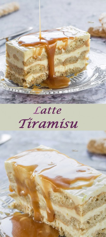 Latte Tiramisu