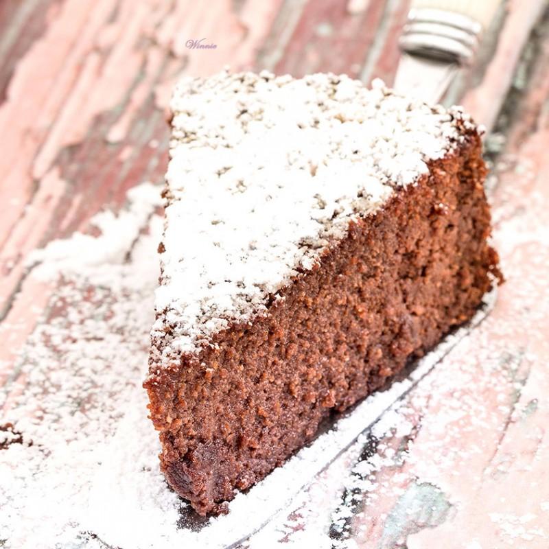 Flourless Beetroot Chocolate Cake - Gluten Free