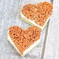 Heart-shaped Sandwich Cookies