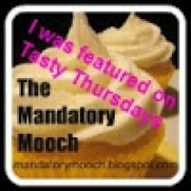 TheMandatoryMooch - tasty thursdays 2