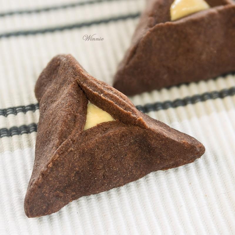 Chocolate Hamentashen