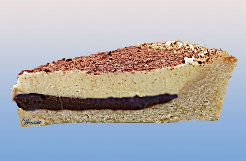Lemon Chocolate Tart