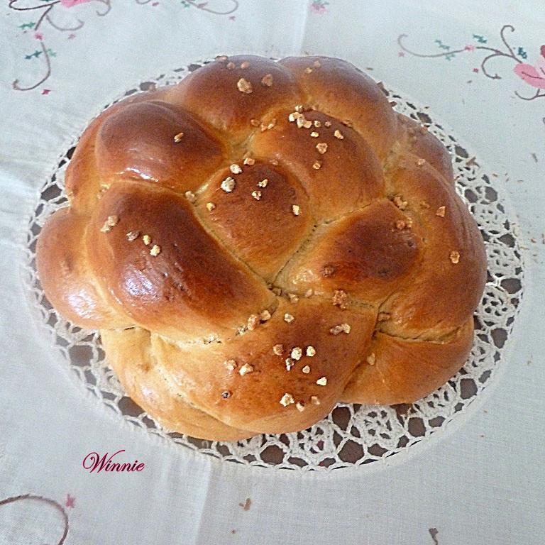 Round Challahs for Rosh-Hashanah & Holidays
