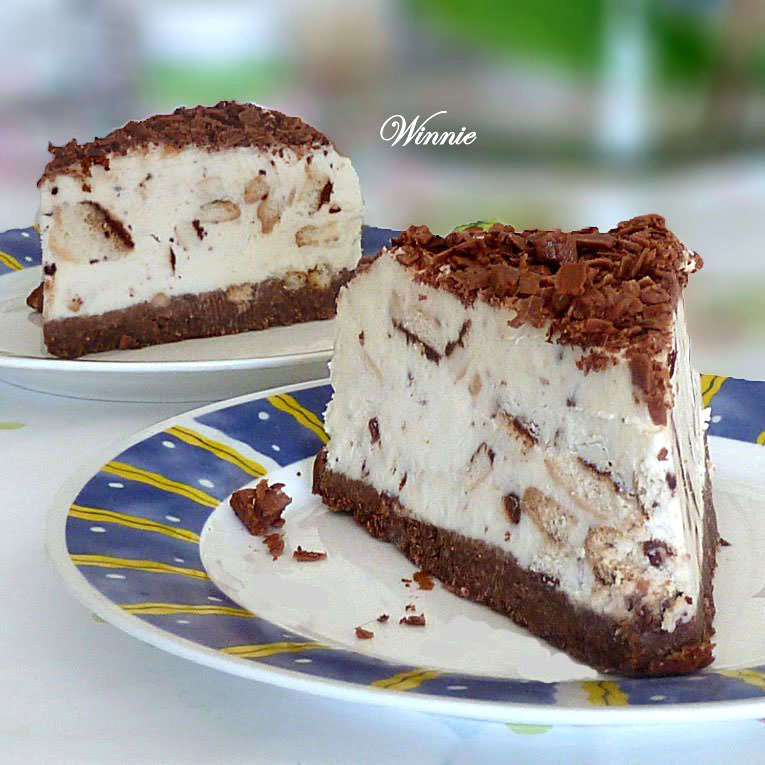 No-bake Oreo Cheesecake