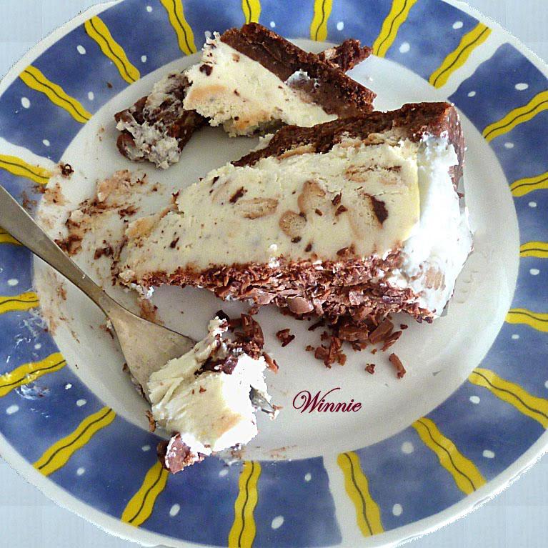 עוגת גבינה נהדרת וקלה מאד להכנה