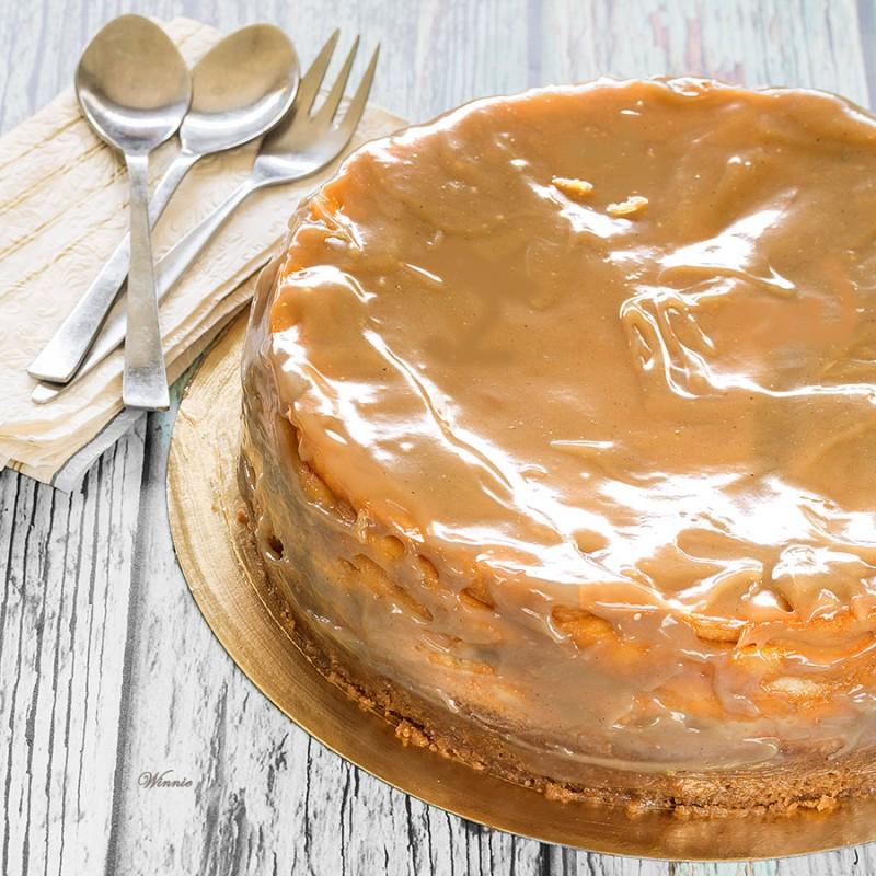 Halva Cheesecake