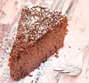 עוגת שוקולד נימוחה עם.... סלק - ללא גלוטן
